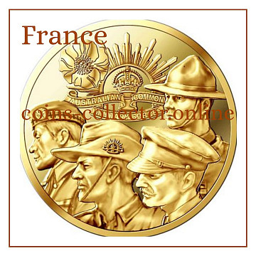 Paris commemorative miniature medals